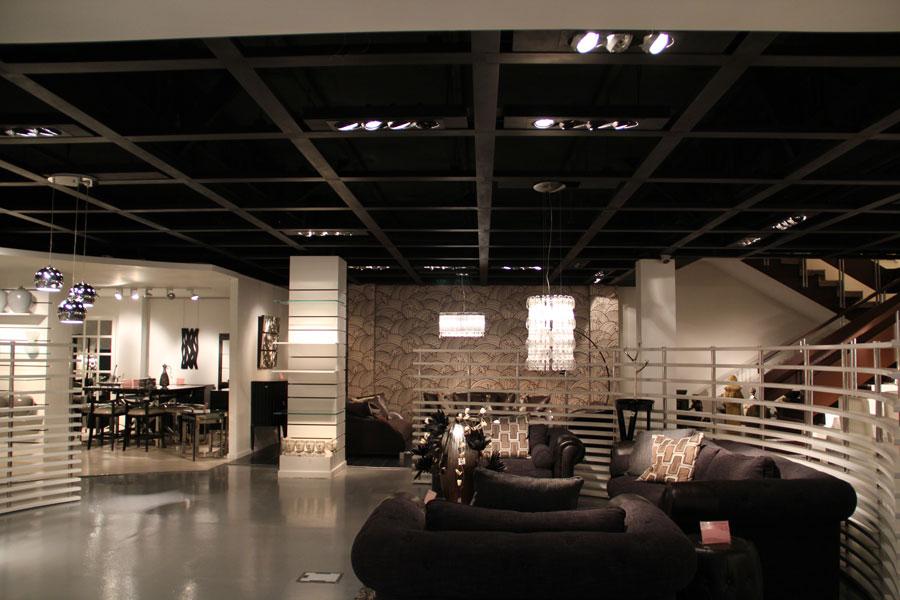 معماری فروشگاه اکسیر