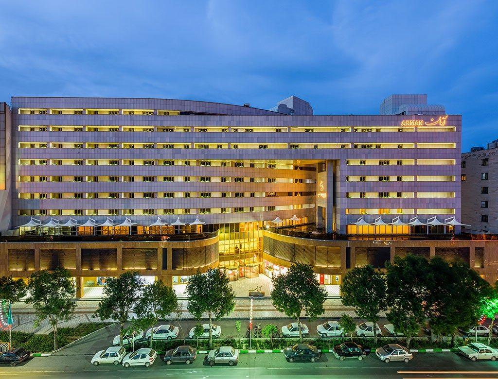 هتل لوکس مشهد