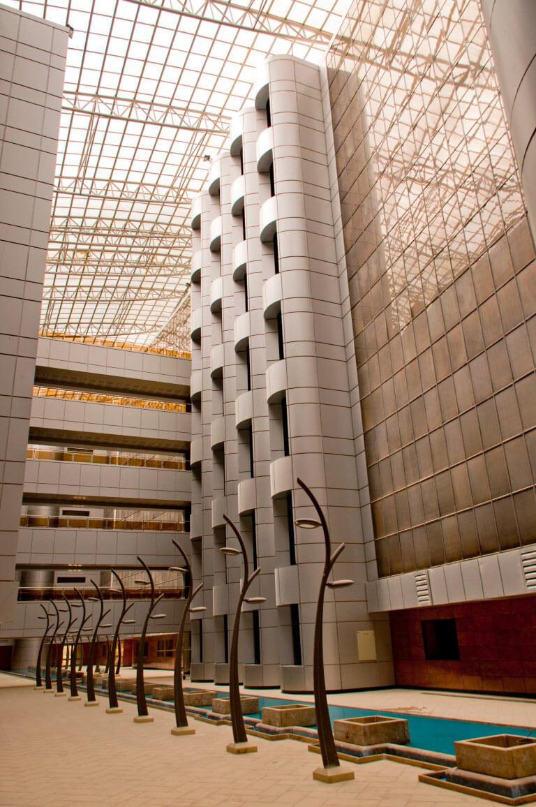 ساختمان اداری پارس جنوبی