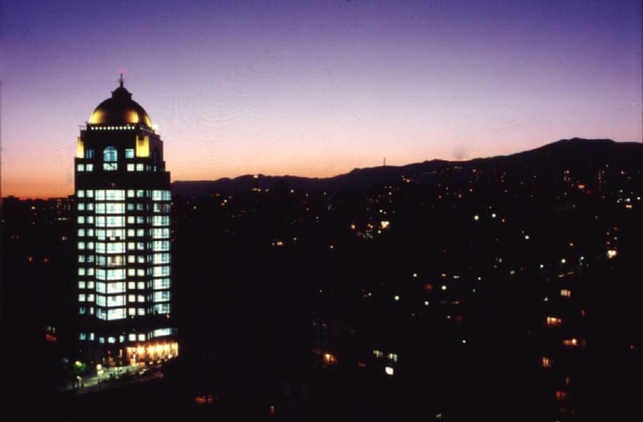 معماری برج بخارست
