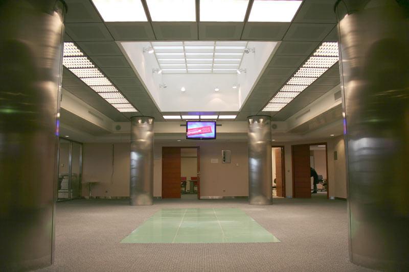 معماری داخلی کلینیک نور