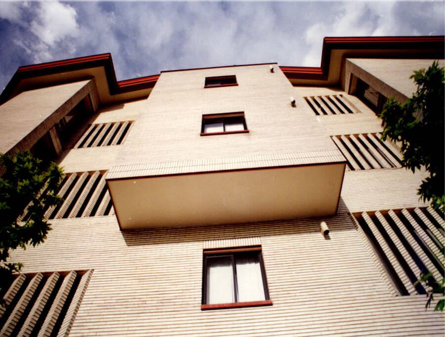 ساختمان مسکونی خیران شارستان