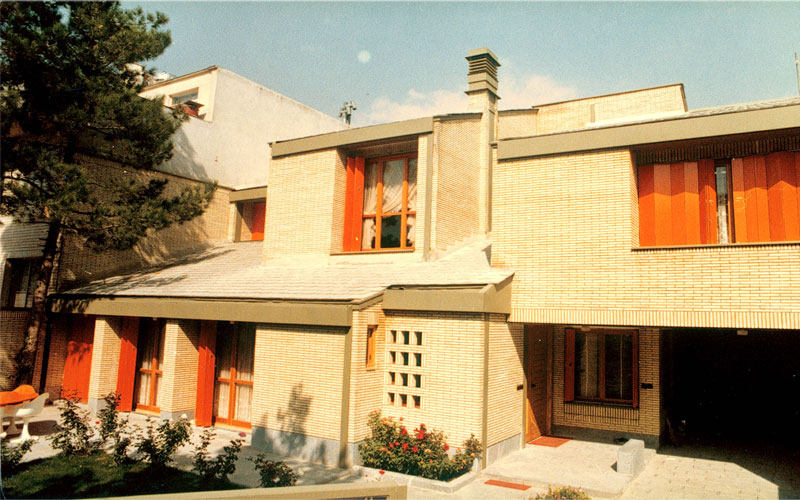 خانه مسکونی میثمی