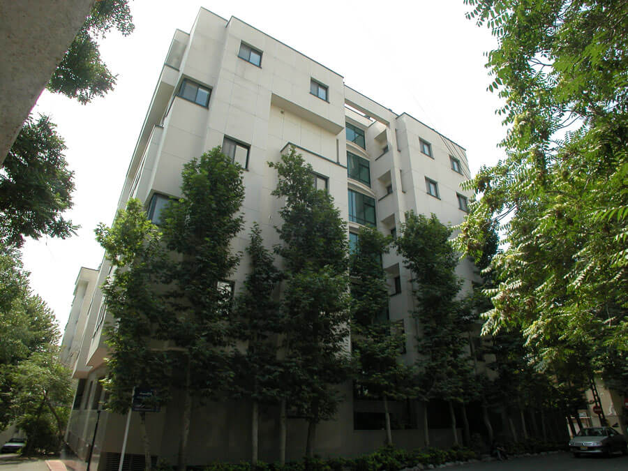ساختمان مسکونی بصیری