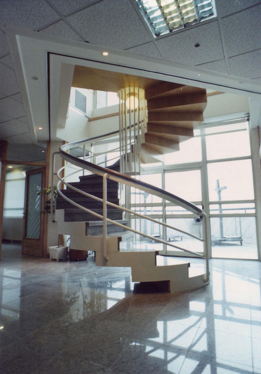 معماری داخلی شرکت هیدرو