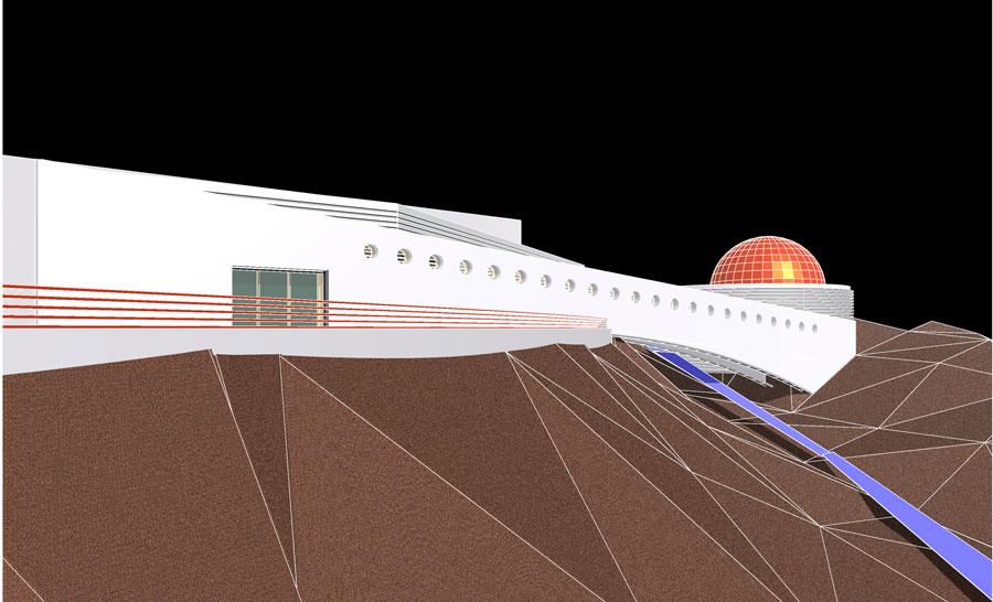 موزه و تسهیلات پیرامونی رصدخانه مراغه