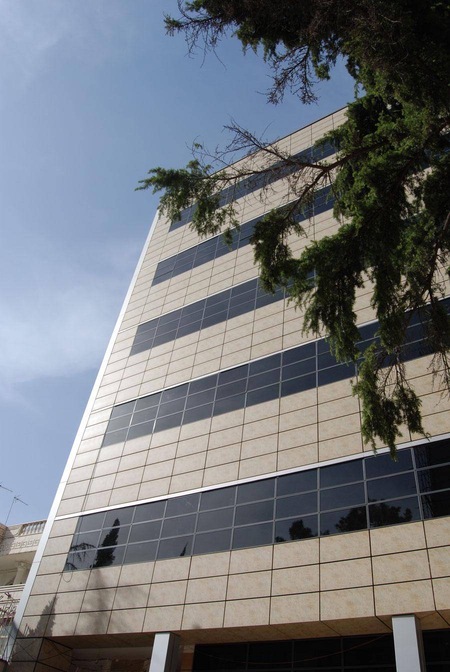 ساختمان اداری مهندسین مشاور بنداب