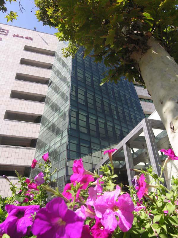 ساختمان بانک مسکن اراک