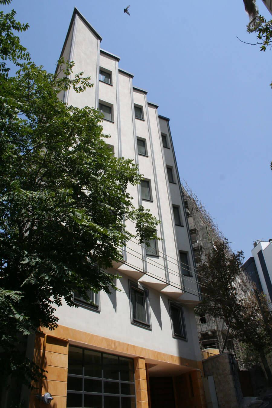 ساختمان مسکونی گلنار