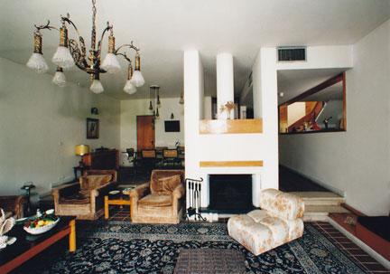 معماری خانه شبیری