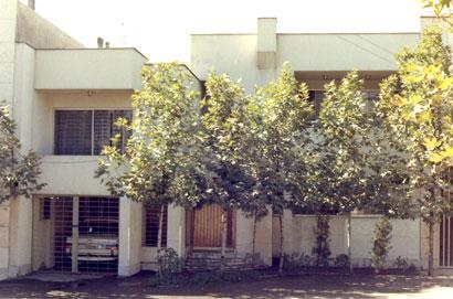 خانه مسکونی شبیری شارستان