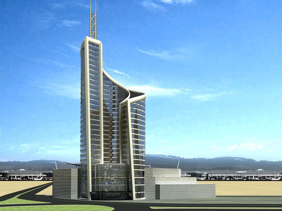 برج آرش 3