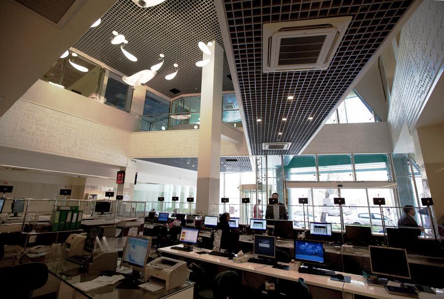 معماری آزمایشگاه تخصصی دانش