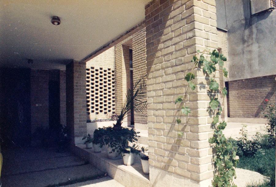 خانه مسکونی فداکار شارستان