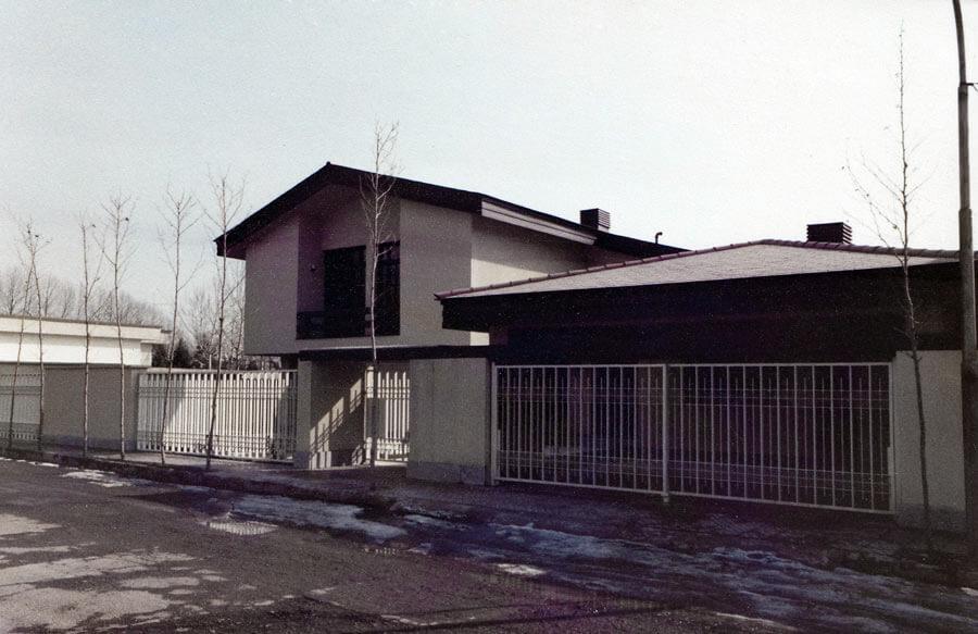 خانه مسکونی ماهرویان