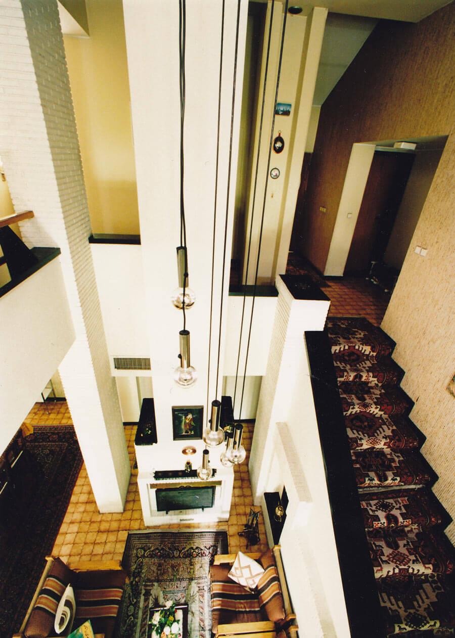 معماری داخلی ساختمان مسکونی نیکوسخن