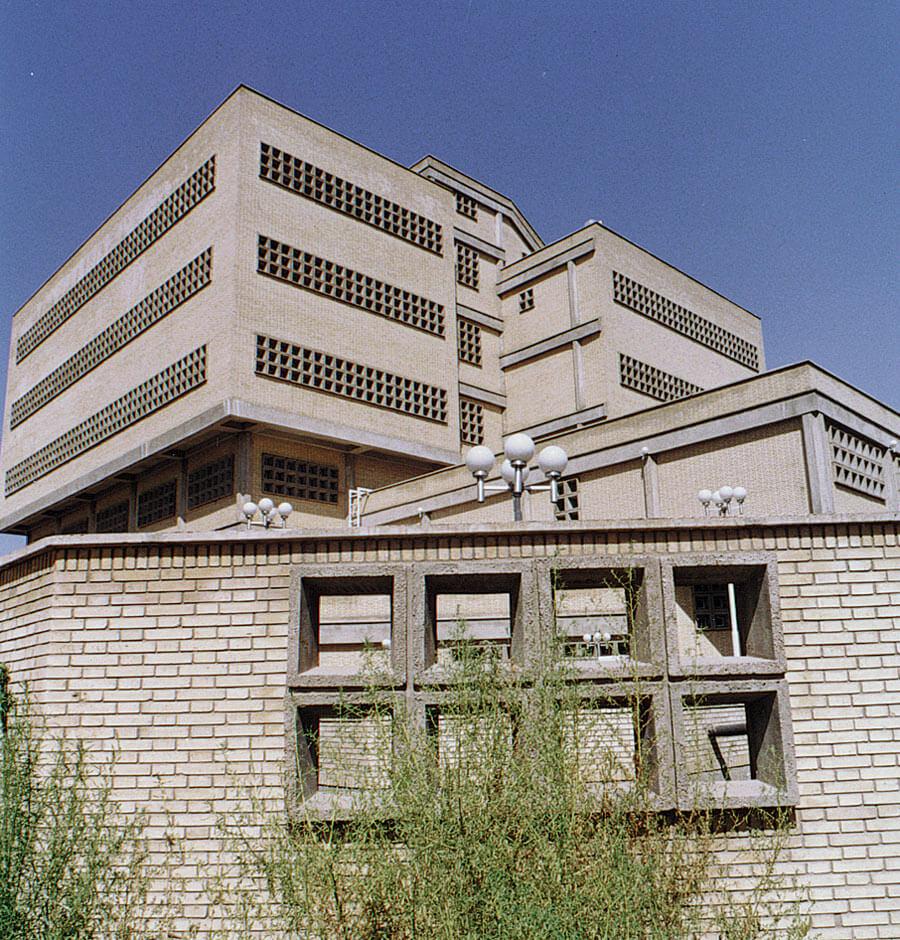 کتابخانه شیراز