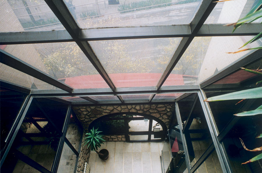 ساختمان مسکونی جهانتاب شارستان
