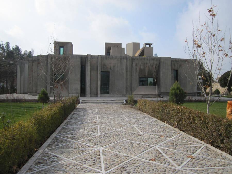 مرمت و بازسازی موزه توس