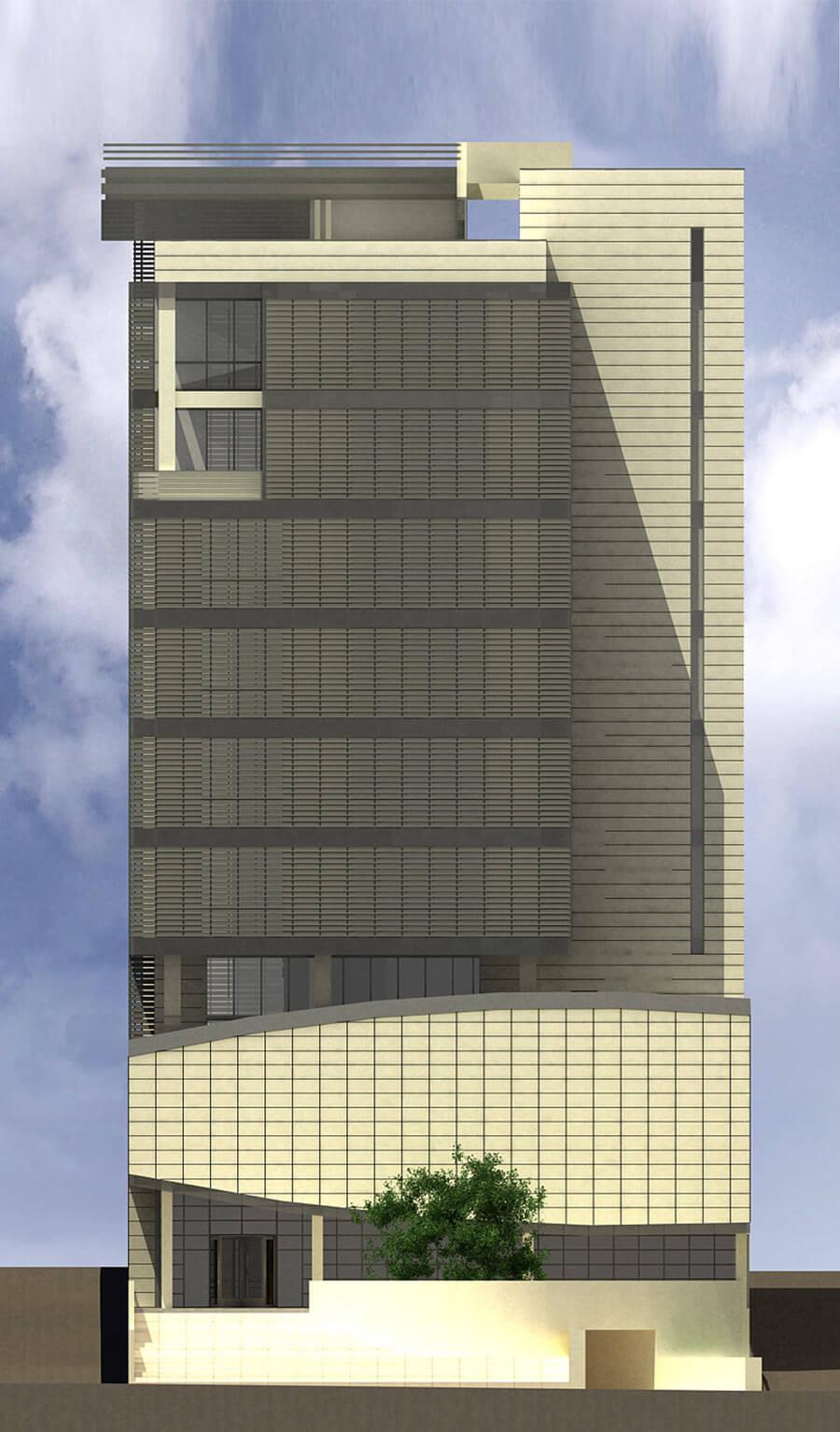 معماری صبا نفت