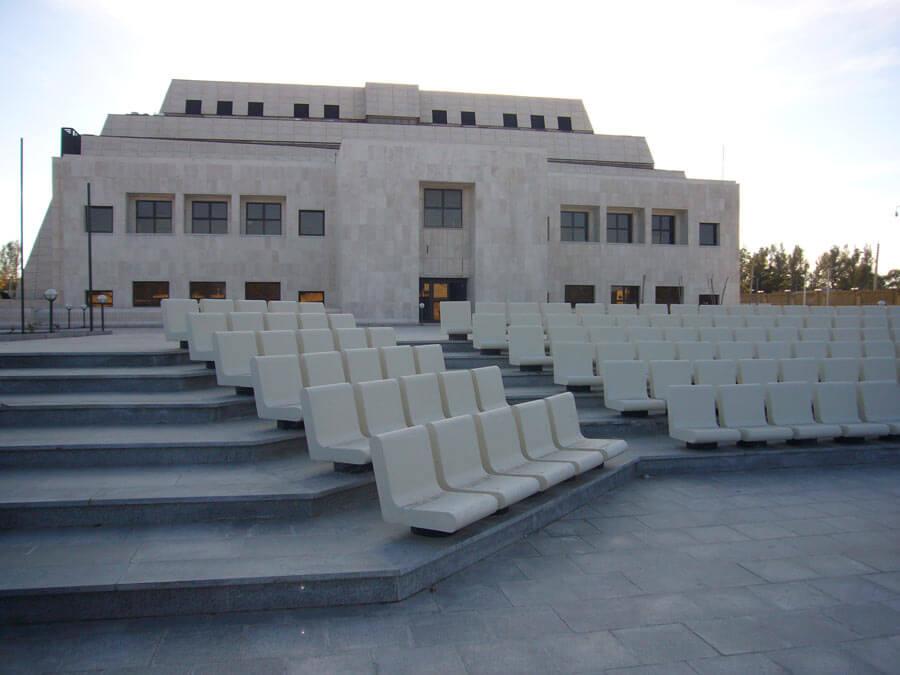 معماری موزه زاهدان