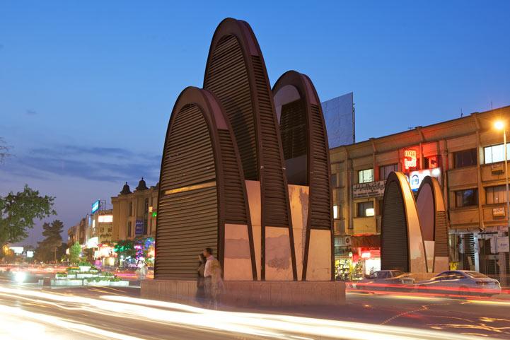 ایستگاه شماره 7 قطار شهری مشهد
