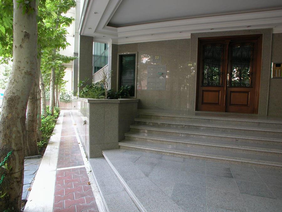 ساختمان مسکونی بصیری شارستان
