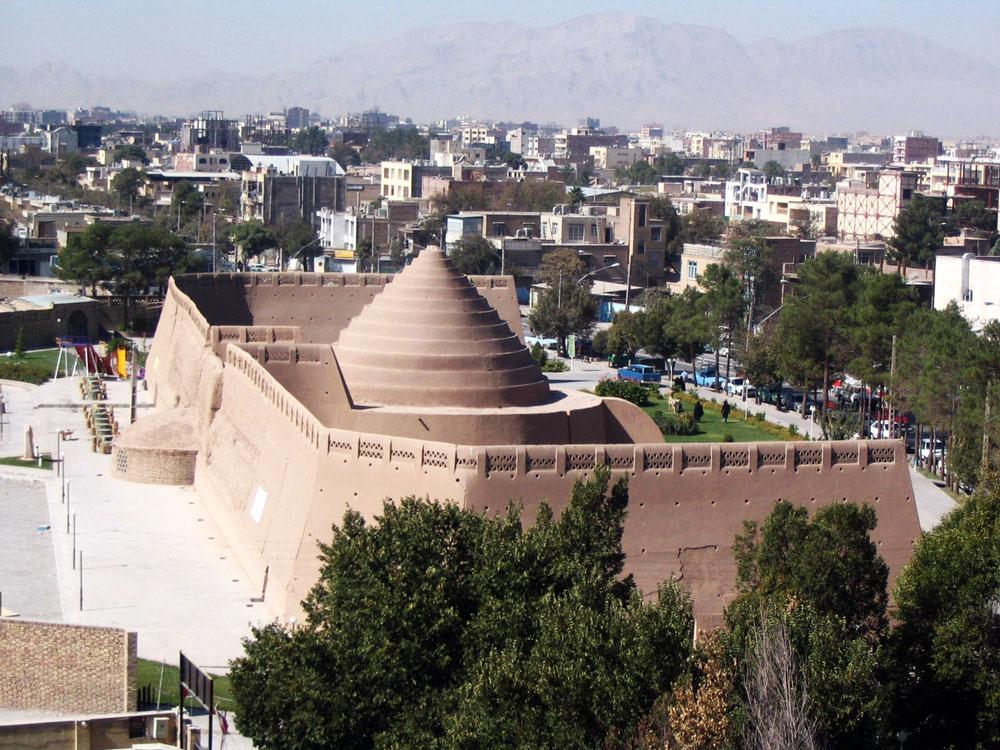 طرح جامع شهر کرمان