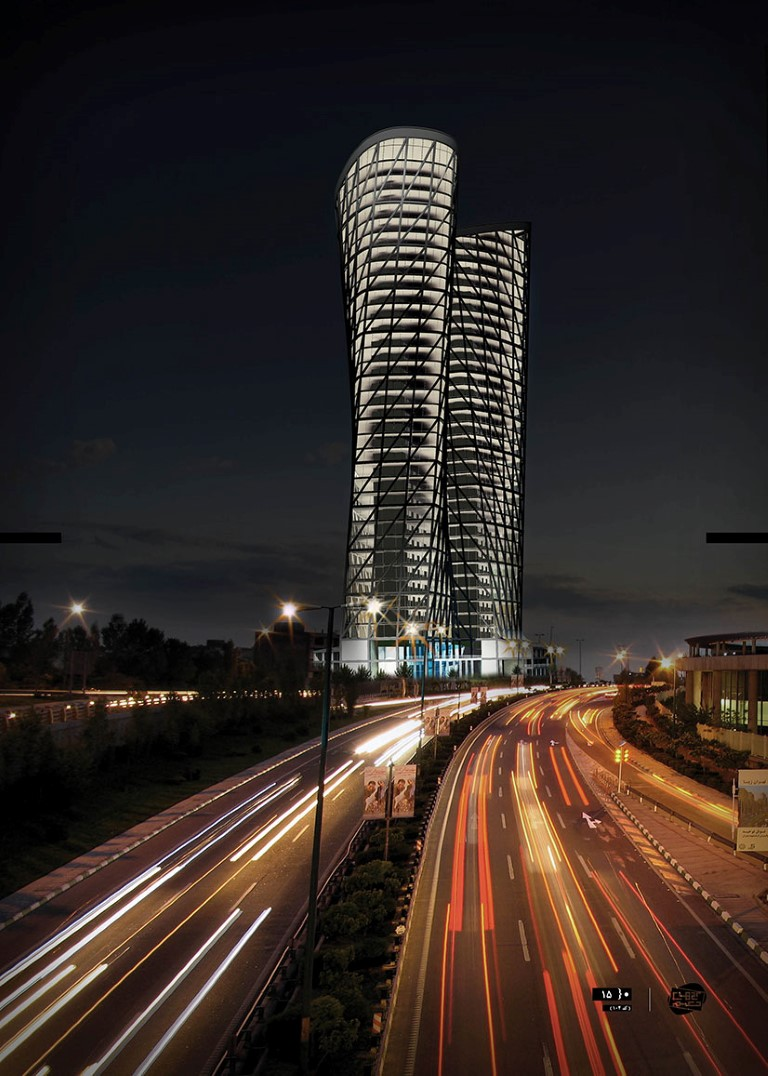 برج حکیم