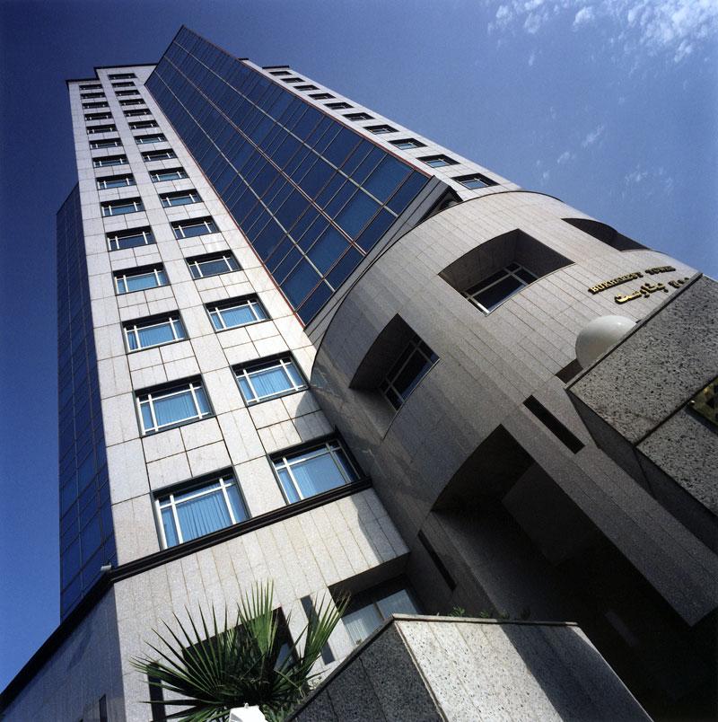 معماری ساختمان اداری بخارست