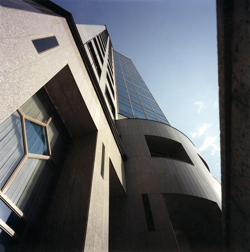 ساختمان اداری بخارست آرمیتا