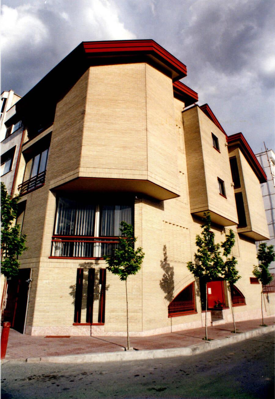 ساختمان مسکونی خیران