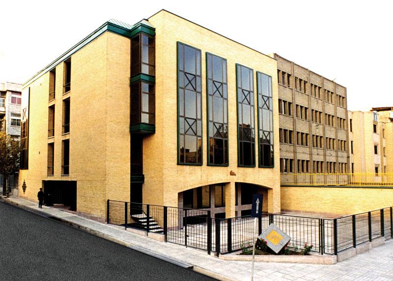 ساختمان اداری رضا