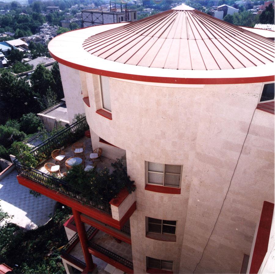 ساختمان مسکونی جمال آباد
