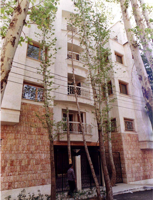 ساختمان مسکونی بابازاده