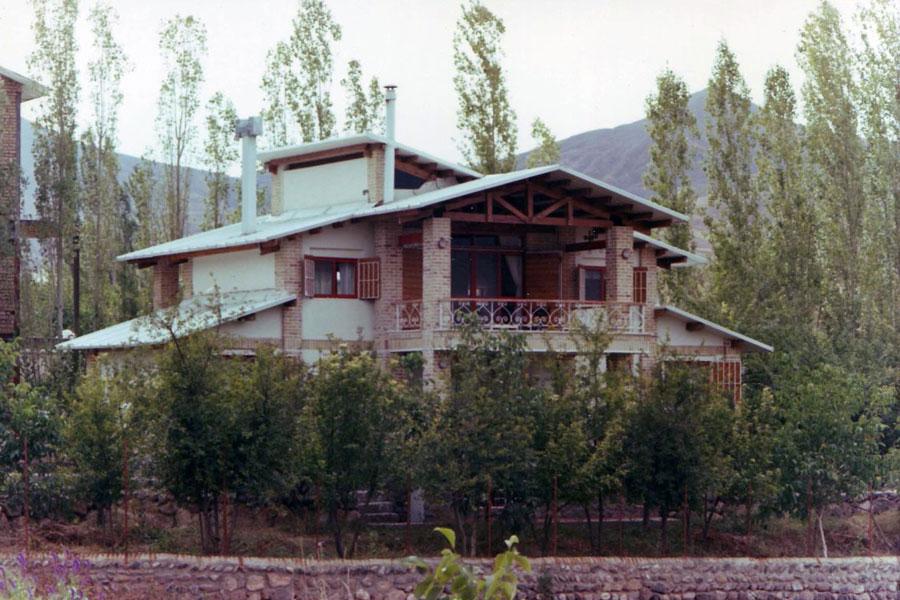 خانه مسکونی فرهنگ