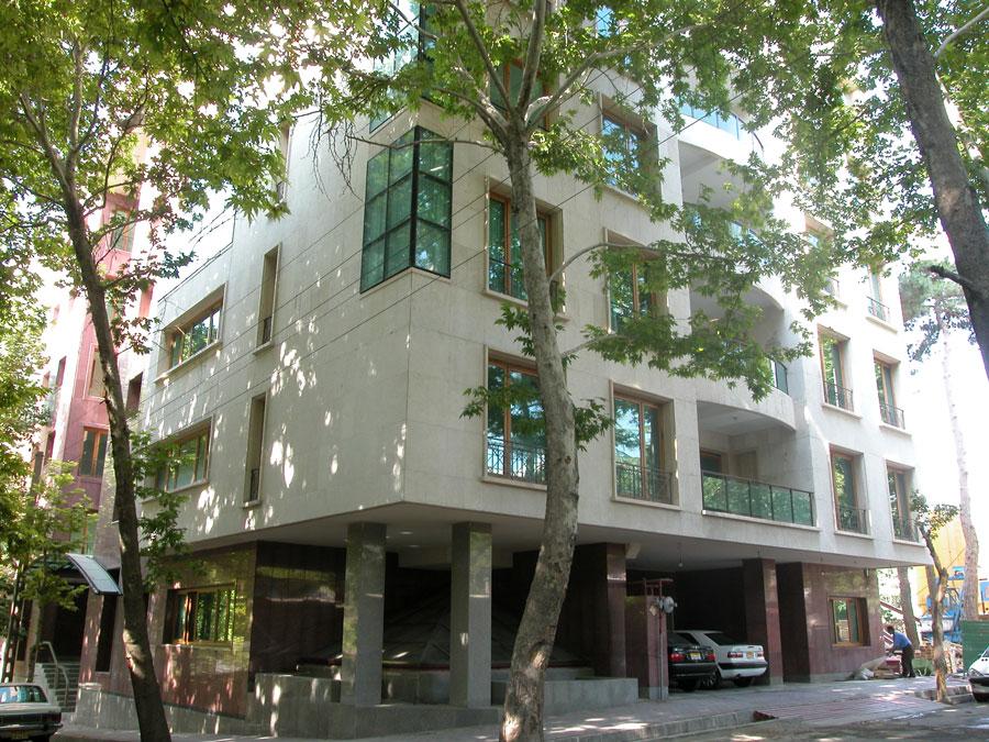 ساختمان مسکونی محمودیه