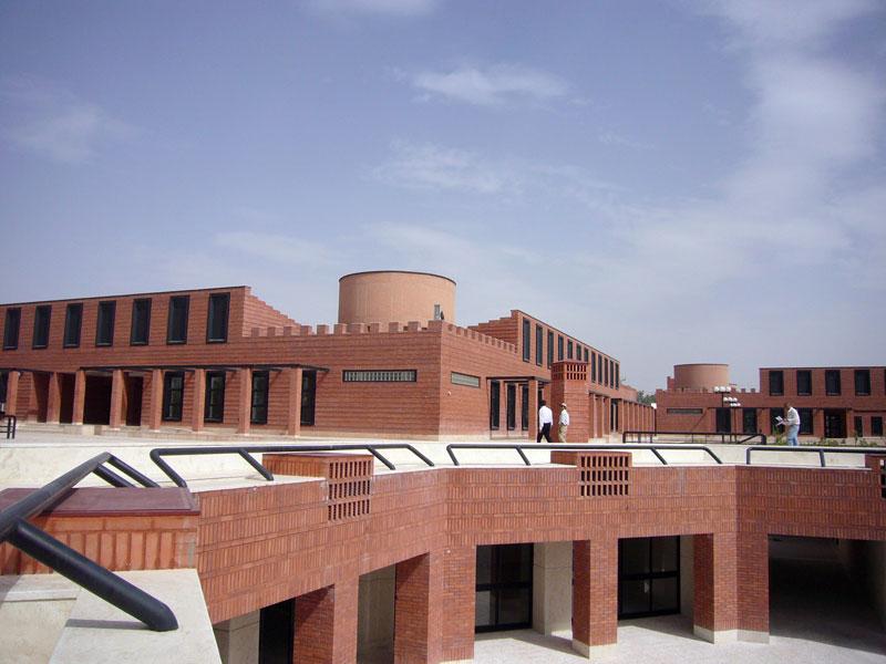 مجموعه ساختمانهای اداری بم