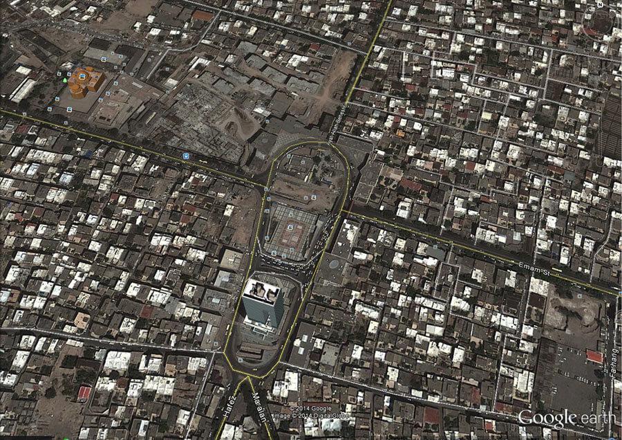 طرح نوسازی و توسعه میدان تبریز