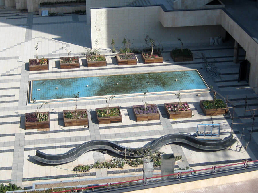 شارستان میدان فرش