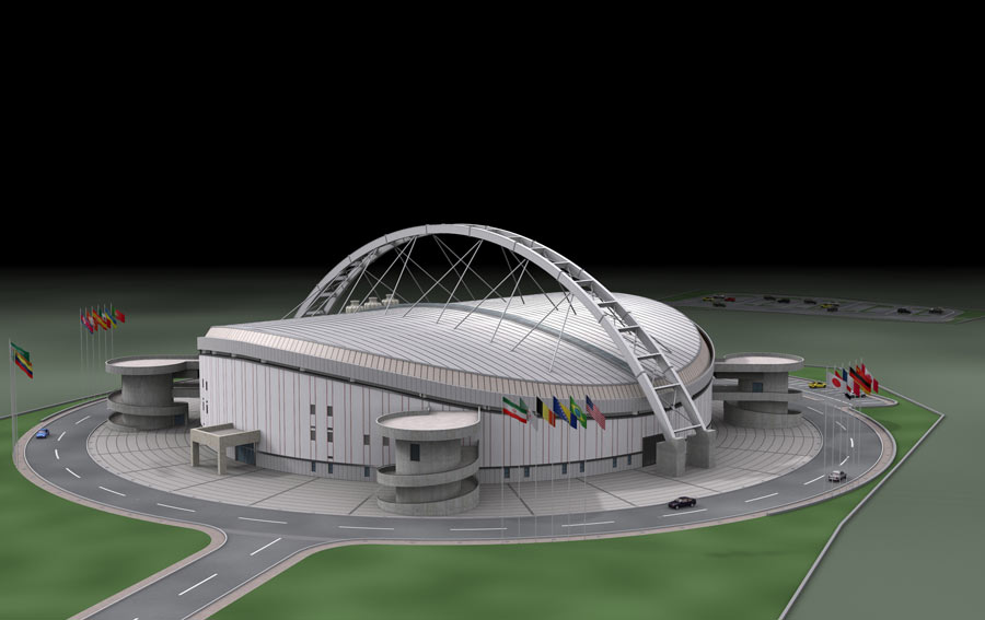 استادیوم فوتبال ساری