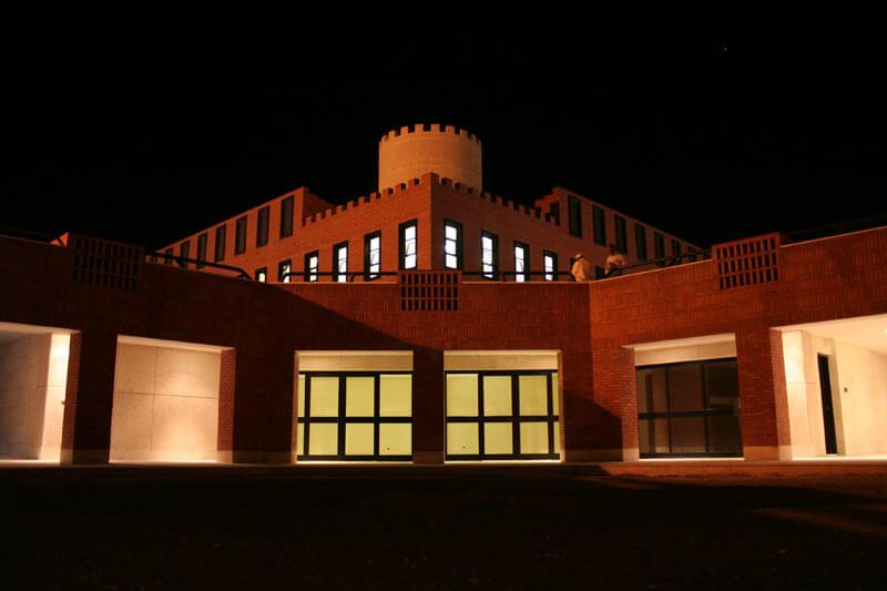 ساختمان شهرداری بم