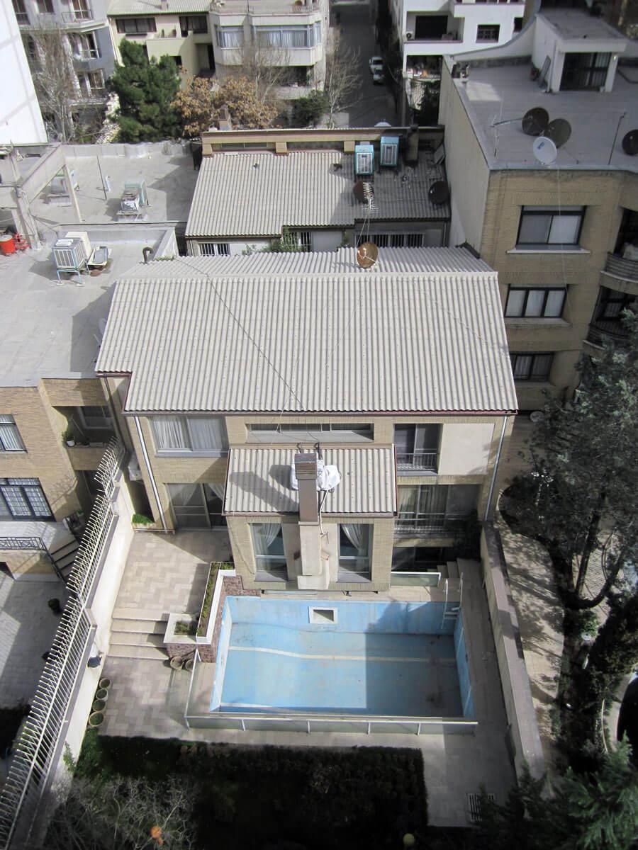 ساختمان مسکونی کلهر شارستان