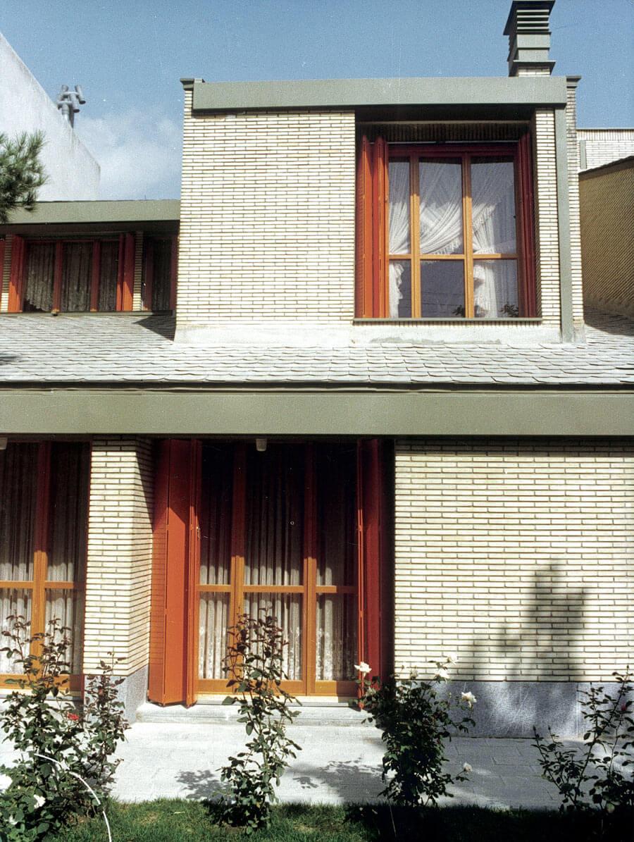 معماری خانه مسکونی میثمی