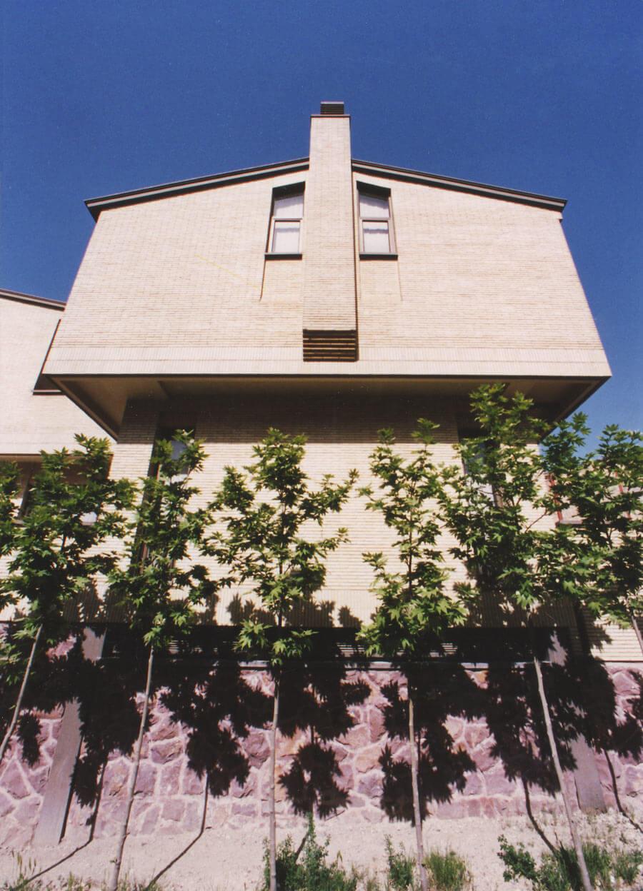 معماری خانه مسکونی خداداد