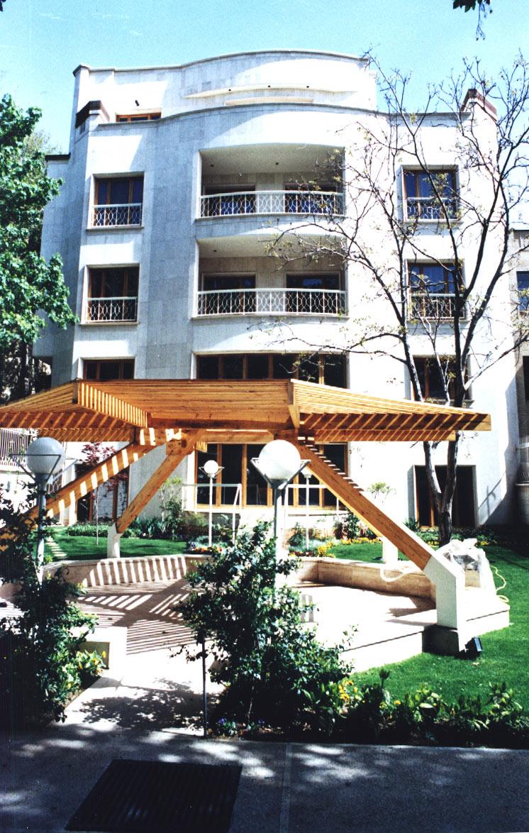 ساخت خانه مسکونی بابازاده