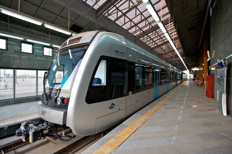 ایستگاه 22 قطار شهری مشهد