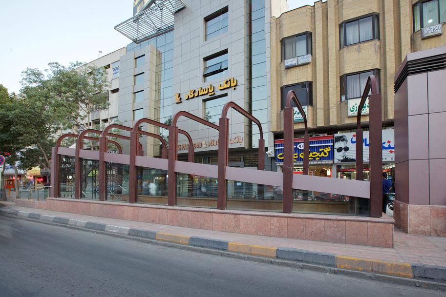 ایستگاه شماره 7 قطار مشهد