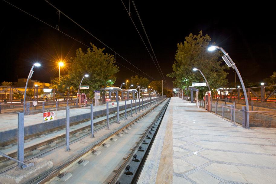 ایستگاه 19 قطار شهری مشهد