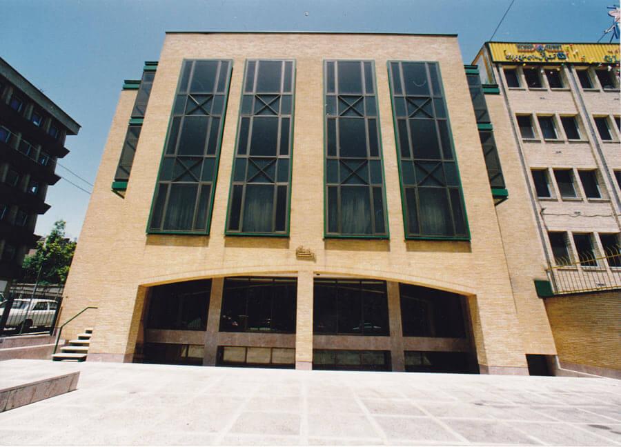 ساختمان اداری رضا کوه نور
